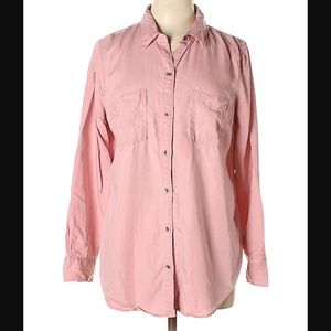 Old Navy Button Down in PINK